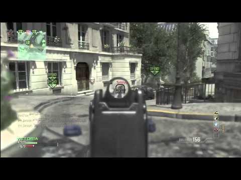 VeI2ax   MW3: La Mia Prima MOAB (on 2 BAR) видео