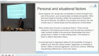 MOOC Social Psychology Lecture 11 Aggression Part 1