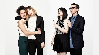 Video Actors on Actors: Broad City and Portlandia (Full Version) MP3, 3GP, MP4, WEBM, AVI, FLV Oktober 2018