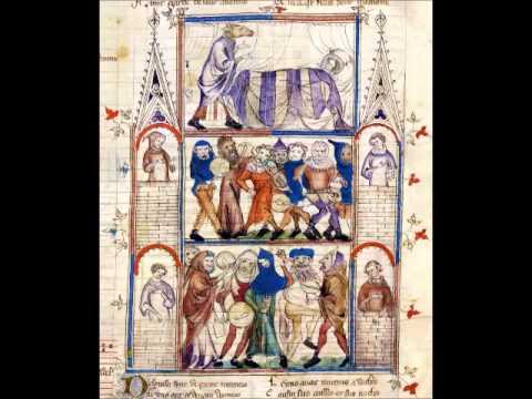 René Clemencic - La Fête de L' Âne : Introitus (I, II) et Cérémonie (III)