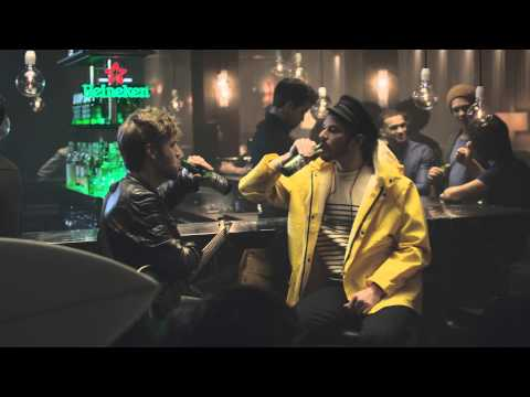 Heineken Commercial (2015) (Television Commercial)