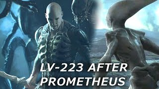 Video What Happened to LV 223 After Prometheus: Engineers, Deacon & Xenomorphs MP3, 3GP, MP4, WEBM, AVI, FLV Maret 2019