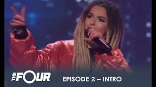 Video 'The Four' EPIC Intro To Second Show! | S1E2 | The Four MP3, 3GP, MP4, WEBM, AVI, FLV Januari 2018