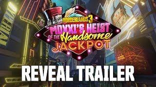 В первом DLC для Borderlands 3 игроки устроят налёт на космическое казино Красавчика Джека