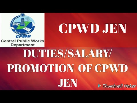 Know Everything About Cpwd Jen