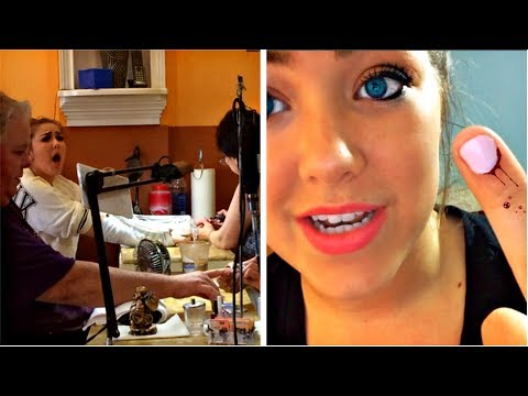 Daily Vlog: WORST NAIL SALON EVER!