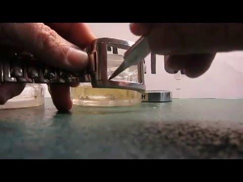 comment demonter une montre ice watch