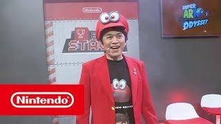 """Begebt euch ins Schlemmerland – mit Yoshiaki Koizumi, dem Produzenten von """"Super Mario Odyssey""""! #SuperMarioOdyssey..."""
