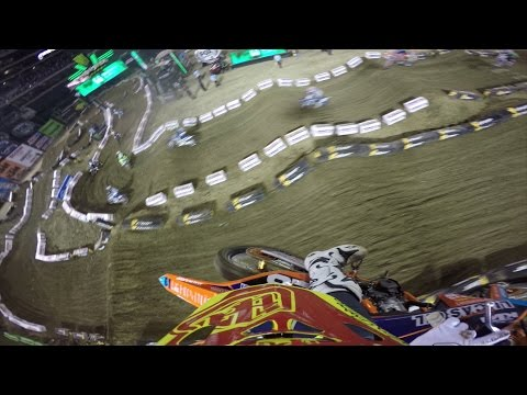 event - 100% on the HERO4® camera from http://GoPro.com. Watch Jessy Nelson's Main Event at the fourth round of the 2015 Monster Energy Supercross from Oakland, California For full event results...