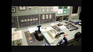 Video Engineroom tour MAN B&W diesel engine MP3, 3GP, MP4, WEBM, AVI, FLV Agustus 2018