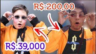 COMPREI A MESMA ROUPA POR R$200 - QUANTO CUSTA O OUTFIT