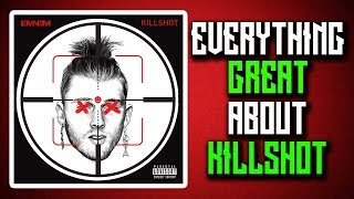 "Video Everything GREAT About Eminem's ""KILLSHOT"" MP3, 3GP, MP4, WEBM, AVI, FLV Oktober 2018"