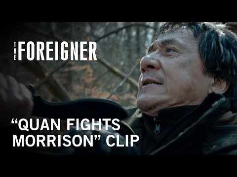 The Foreigner (Clip 'Quan Fights Morrison')