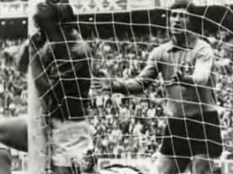 Italia Germania 4-3 Messico 1970