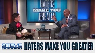 Harvey (LA) United States  city photos : Haters Aren't Going To Stop Me || STEVE HARVEY