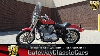 9. 2004 Harley Davidson Sportster XL883