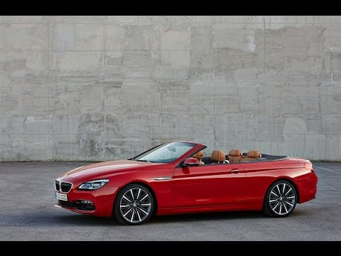 New 2015 BMW 6 Series Convertible Review Car Detail