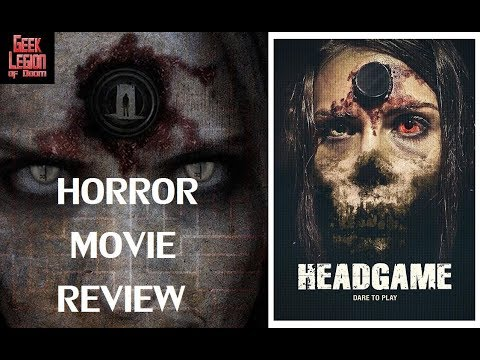 HEADGAME ( 2018 Jamie Hill Fuller ) Action Horror Movie Review