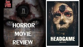 Nonton Headgame   2018 Jamie Hill Fuller   Action Horror Movie Review Film Subtitle Indonesia Streaming Movie Download