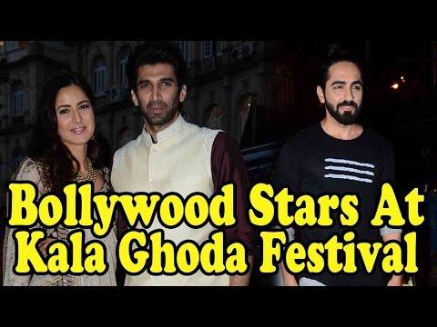 Katrina Kaif-Aditya Roy Kapur And Other Celebs At