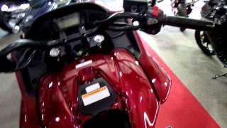 8. 2014 Honda CTX700 DCT ABS