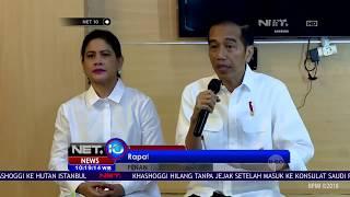 Video Presiden Kunjungi Lombok, Pemerintah Sediakan Rp 1,1 Triliun Untuk Rehabilitas   NET10 MP3, 3GP, MP4, WEBM, AVI, FLV Oktober 2018