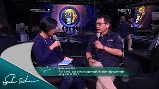 Video CEO NET. Wishnutama menjawab pertanyaan dari Netizen Twitter tentang NET 2.0 ICA 2015 MP3, 3GP, MP4, WEBM, AVI, FLV Oktober 2018