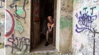 Abandoned Turnpike Zombie Scare Prank 2015