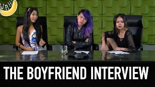 Video The Boyfriend Interview MP3, 3GP, MP4, WEBM, AVI, FLV Oktober 2018
