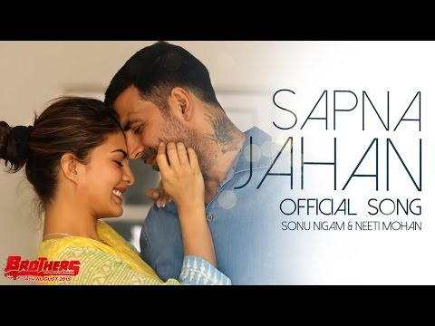 Sapna Jahan OST by Neeti Mohan and Sonu Nigam