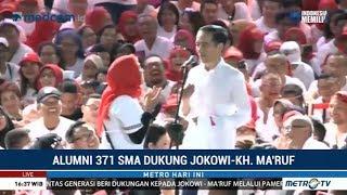 Video Jokowi Sampaikan Hasil Kinerjanya ke Alumni SMA Jakarta Bersatu MP3, 3GP, MP4, WEBM, AVI, FLV Februari 2019