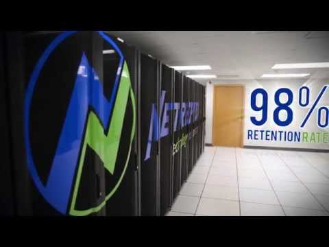 Netrepid - Data Backup, Colocation, IT, Cloud Services
