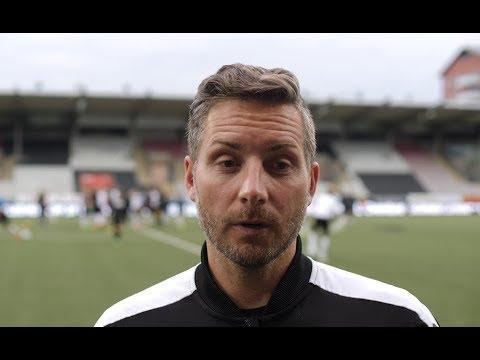 Axel Kjäll om kvällens U21-match mot Peking