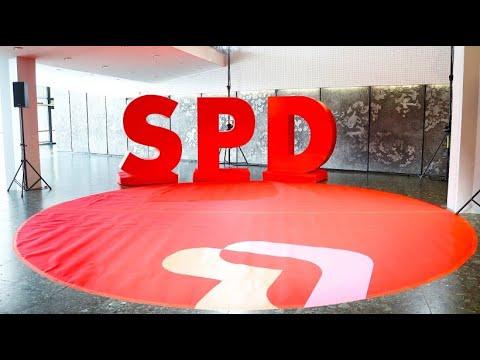 Erste Regionalkonferenz: Kandidaten für die SPD-Dop ...
