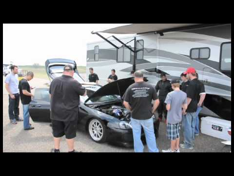 S.W. / Boost Logic 246mph Run at the Mile