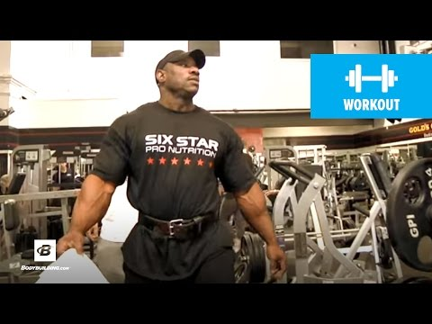 Video IFBB Pro Dexter Jackson's Bodybuilding Leg Workout for Mass | Classic Workout (HD) download in MP3, 3GP, MP4, WEBM, AVI, FLV January 2017