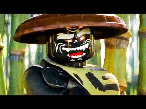 The Lego Ninjago Movie First 10 Minutes (2017) Animated Movie HD