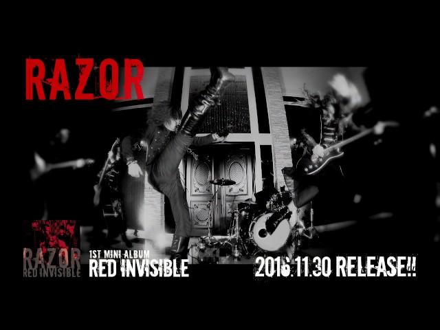 RAZOR 「RED ZONE」MV SPOT