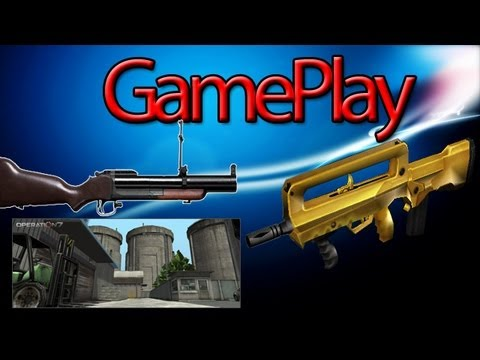 GamePlay Operation7 | Famas + M79 | Power Plant | HD