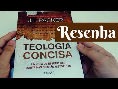 Teologia Concisa  -  J  I  Packer - Editora Cultura Cristã