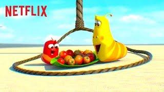 Video Will Chuck Ever Trap Red & Yellow? 🏝️ Larva Island | Netflix MP3, 3GP, MP4, WEBM, AVI, FLV Maret 2019