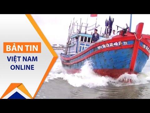 Ngư dân bám biển Hoàng Sa, không sợ Trung Quốc | VTC1 - Thời lượng: 2 phút, 46 giây.