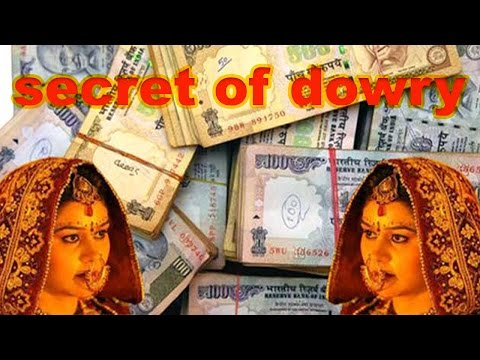History Behind getting DOWRY| DOWRY was not an offence at the beginning