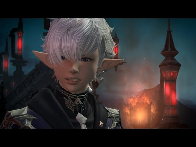 FINAL FANTASY XIV Patch 3.5 - The Far Edge of Fate