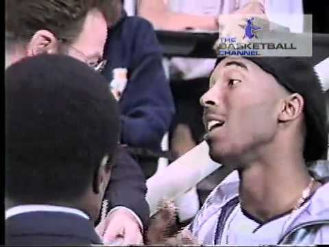 Kobe Bryant (behind the scenes) on HBO's Arli$$ (1996)
