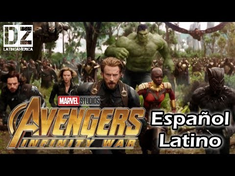 Avengers: Infinity War (Tráiler 1 | Dob Español Latino) | DubZoneLA (видео)