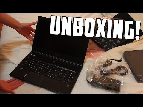 MSI GS60 Ghost Unboxing