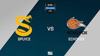 SPLYCE vs Echo Fox, game 1
