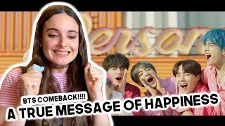 Video BTS (Boy With Luv) feat. Halsey' Official MV REACTION MP3, 3GP, MP4, WEBM, AVI, FLV April 2019