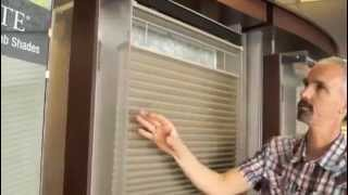 Video Hunter Douglas Honeycomb Shade Removal and Reinstall by Blind Corners & Curves, Denver Colorado. MP3, 3GP, MP4, WEBM, AVI, FLV Juli 2018